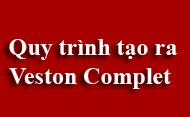 Quy trình tạo ra Veston Complet